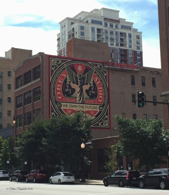 We Own the Future by Shepard Fairey