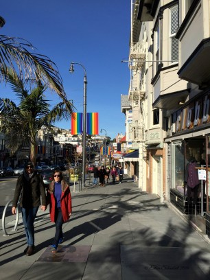 The Castro is another neighborhood to explore