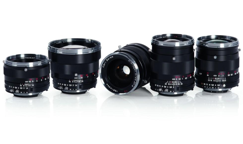Zeiss Lenses