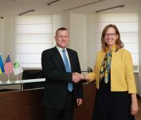 Приватбанк поблагодарил американских партнеров за поддержку его стратегического курса