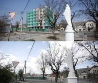 В Украине впервые снесли незаконную многоэтажку