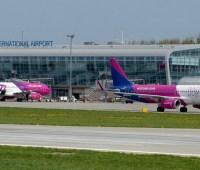 Wizz Air увеличит частоту рейсов со Львова в Словакию, Польшу, Германию