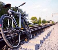 """""""Укрзализныця"""" разрешила возить велосипеды в поездах """"Интерсити"""" в разобранном виде"""