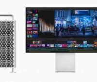 Apple представила новый компьютер и монитор c разрешением 6K