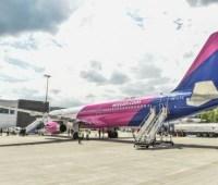 Wizz Air официально открыл базу в Кракове
