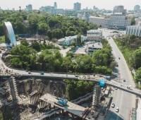 """Стоимость """"моста Кличко"""" выросла еще на 73 миллиона гривень"""