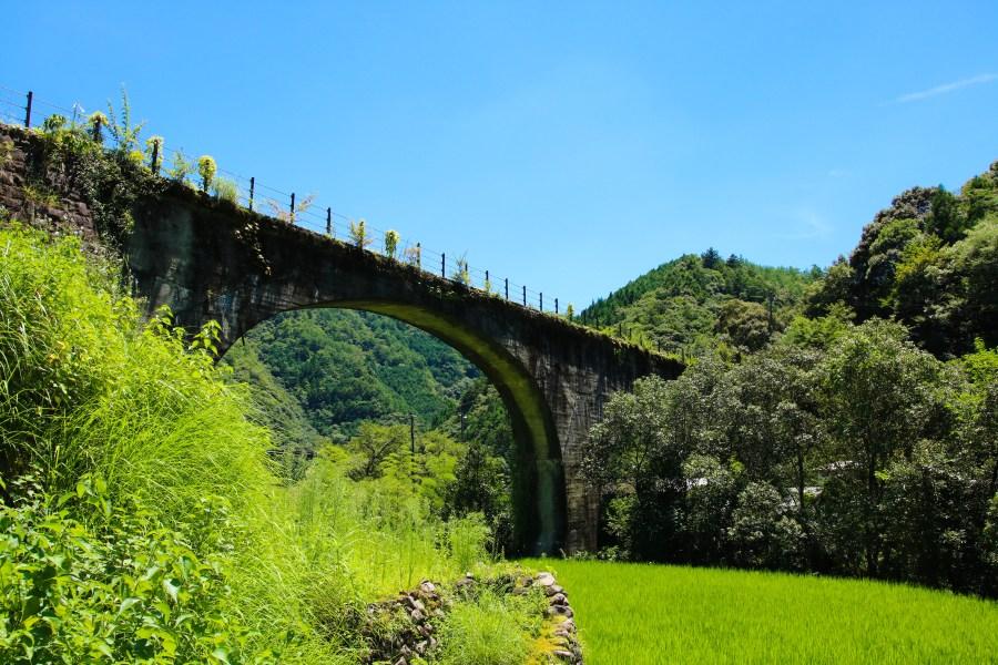 下津井めがね橋(佐川橋)