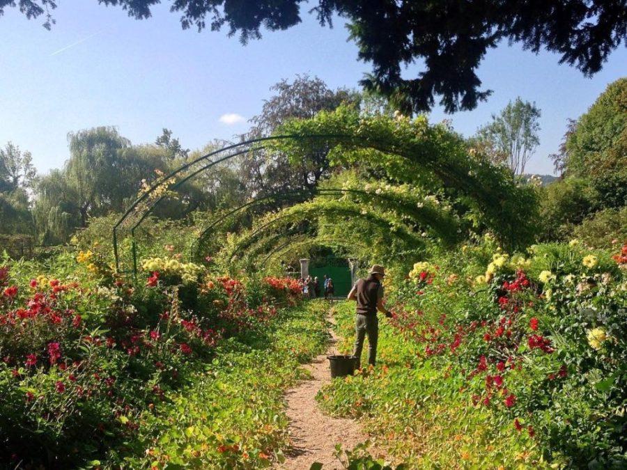 モネの庭|フランス・ジヴェルニー