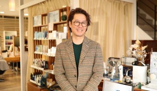 高知を中心に14店舗を展開する美容室「RT」社長|山本 晋爾