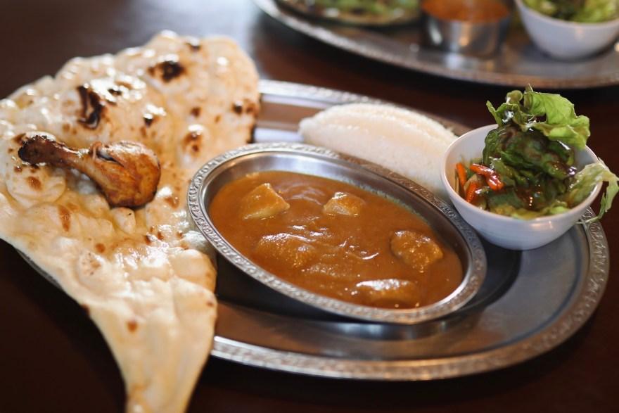 マサラ(MASALA)シーパーク店 |リゾート気分を味わえるカフェ風インド料理屋さん。