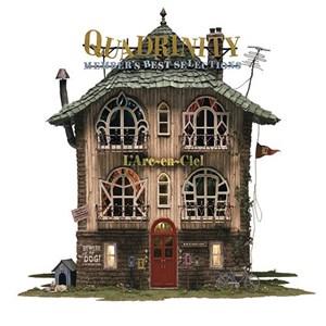 L'Arc~en~Ciel – Quadrinity ~Member's Best Selections~ [Album]