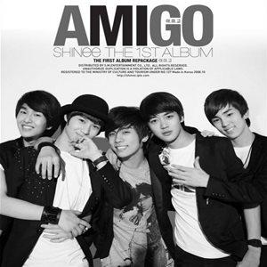 SHINee – Amigo [Album]