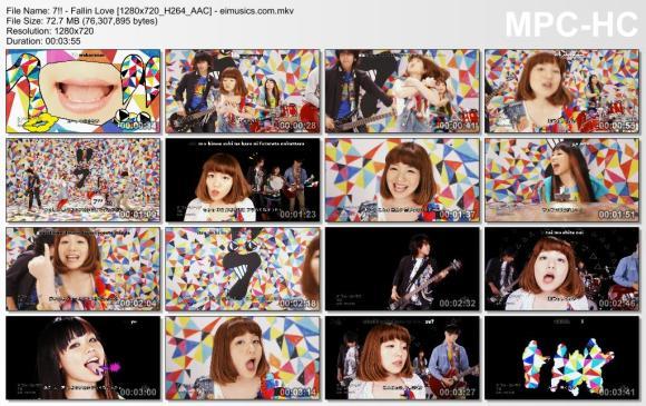 7!! (Seven Oops) - Fallin Love [720p] [PV]