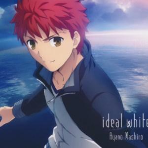 [Single] Mashiro Ayano – Ideal White [MP3/320K/RAR][2014.10.22]