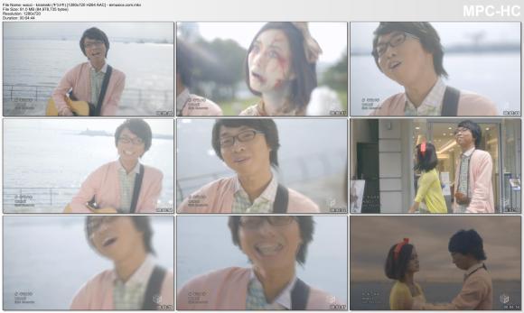 wacci - kirameki (キラメキ) [720p]   [PV]
