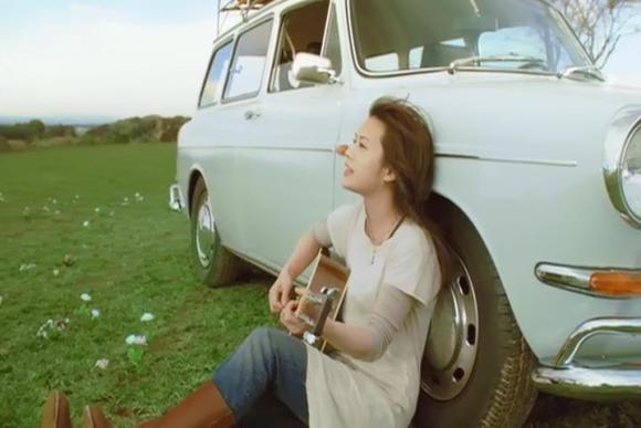 YUI - Laugh Away ~YUI Acoustic Version~ [480p]  AAC]