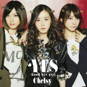 [Single] Chelsy – Yes / Good-bye Girl [MP3/320K/ZIP][2014.12.03]