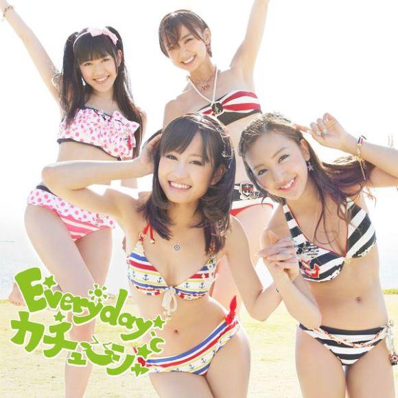 AKB48 - Everyday, Katyusha (Everyday、カチューシャ; Everyday, Headband)
