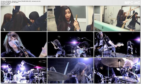 SCANDAL - Scandal no Theme [480p]  ACC]