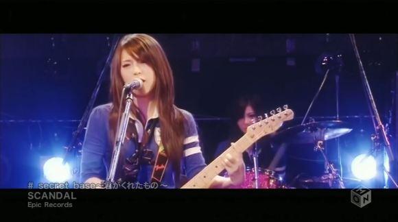 SCANDAL - secret base~Kimi ga Kureta mono~ [720p]  ACC]