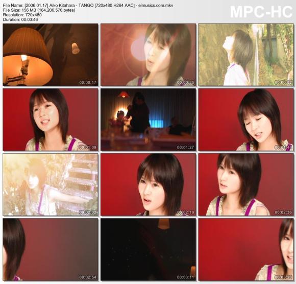 Download Aiko Kitahara - TANGO [480p] [PV]