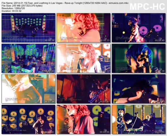 Download Fear, and Loathing in Las Vegas - Rave-up Tonight [720p]   [PV]
