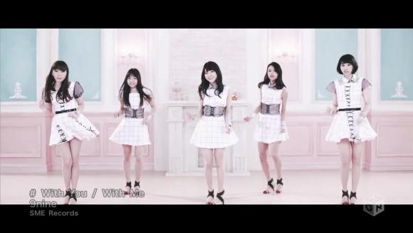 Download 9nine - With You / With Me [720p]   [PV]