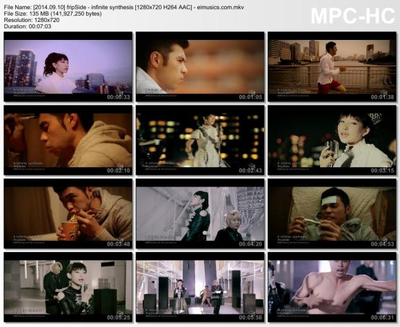 Download fripSide - infinite synthesis [720p]   [PV]