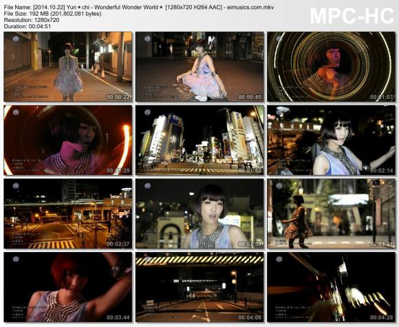Download Yun*chi - Wonderful Wonder World* [720p]   [PV]