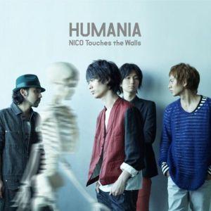 Download NICO Touches the Walls - HUMANIA [Album]