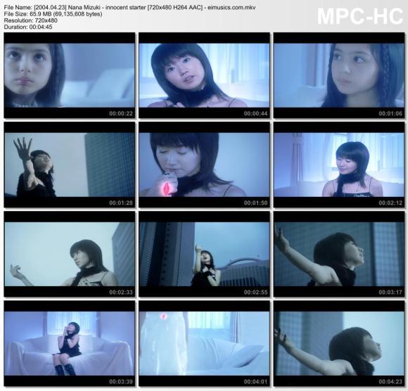 Download Nana Mizuki - innocent starter [480p]   [PV]