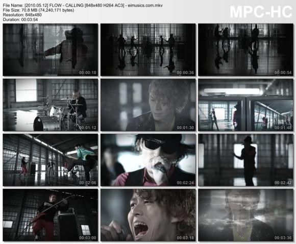 Download FLOW - CALLING [480p]  [PV]