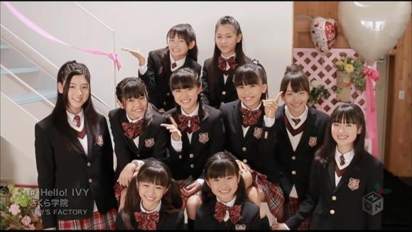 Download Sakura Gakuin - Hello! IVY [720p]   [PV]
