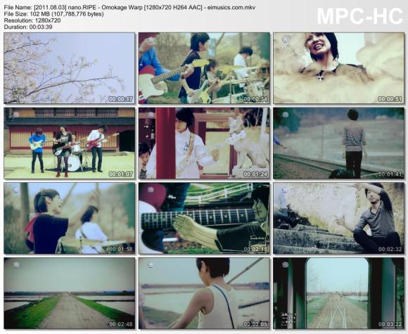 Download nano.RIPE - Omokage Warp [720p]   [PV]