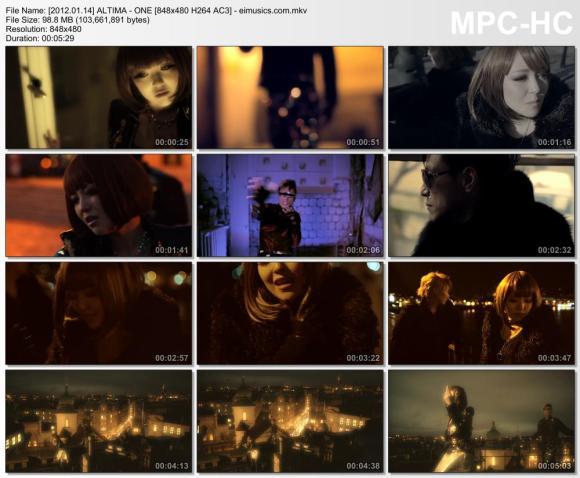 Download ALTIMA - ONE [480p]  [PV]