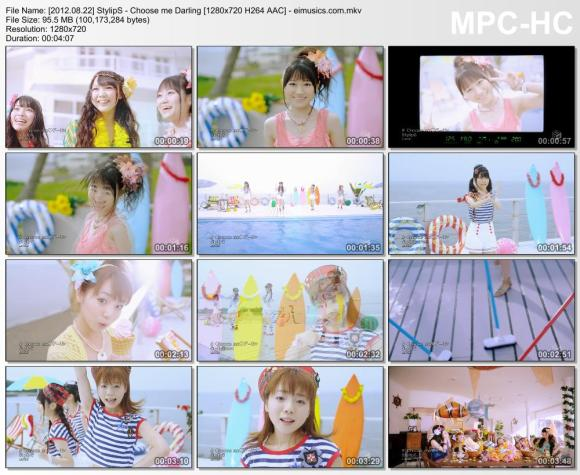 Download StylipS - Choose me Darling [720p]   [PV]
