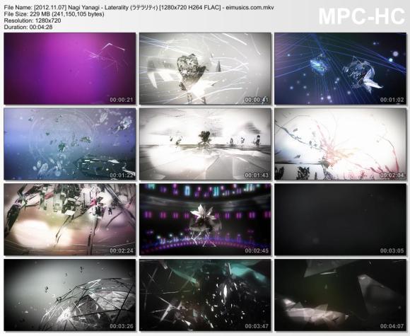 Download Nagi Yanagi - Laterality (ラテラリティ) [720p]   [PV]