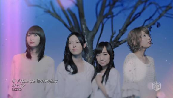 Download Sphere - Pride on Everyday [720p]   [PV]