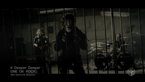 Download ONE OK ROCK - Deeper Deeper [720p]   [PV]