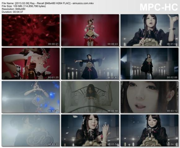 Download Ray - Recall [480p]   [PV]