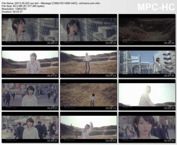 Download Leo Ieiri - Message [720p]   [PV]