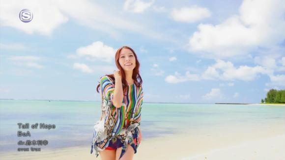 Download BoA - Tail of Hope [720p]   [PV]