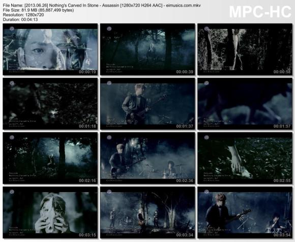 Download Nothing's Carved In Stone - Assassin [720p]   [PV]