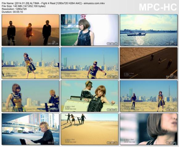 Download ALTIMA - Fight 4 Real [720p]   [PV]