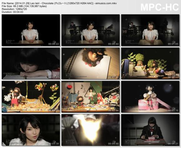 Download Leo Ieiri - Chocolate (チョコレート) [720p]   [PV]