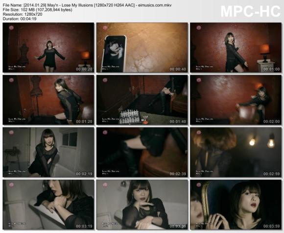 Download May'n - Lose My Illusions [720p]   [PV]