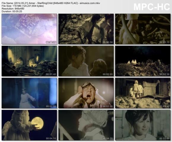 Download Aimer - StarRingChild [480p]   [PV]