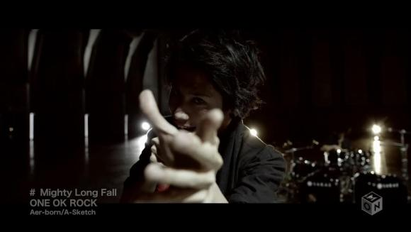 Download ONE OK ROCK - Mighty Long Fall [720p]   [PV]