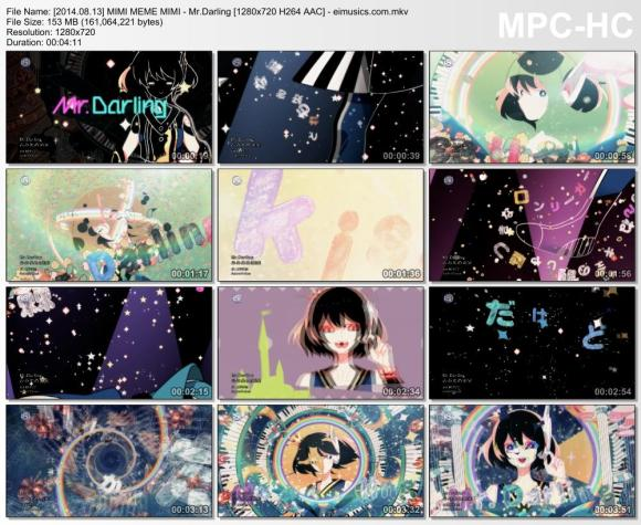 Download MIMI MEME MIMI - Mr.Darling [720p]   [PV]