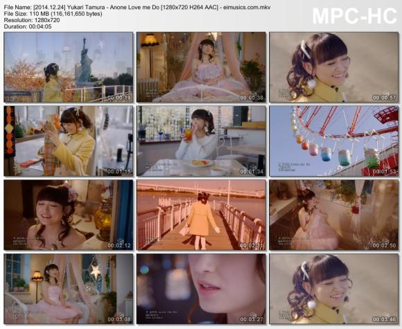 Download Yukari Tamura - Anone Love me Do [720p]   [PV]